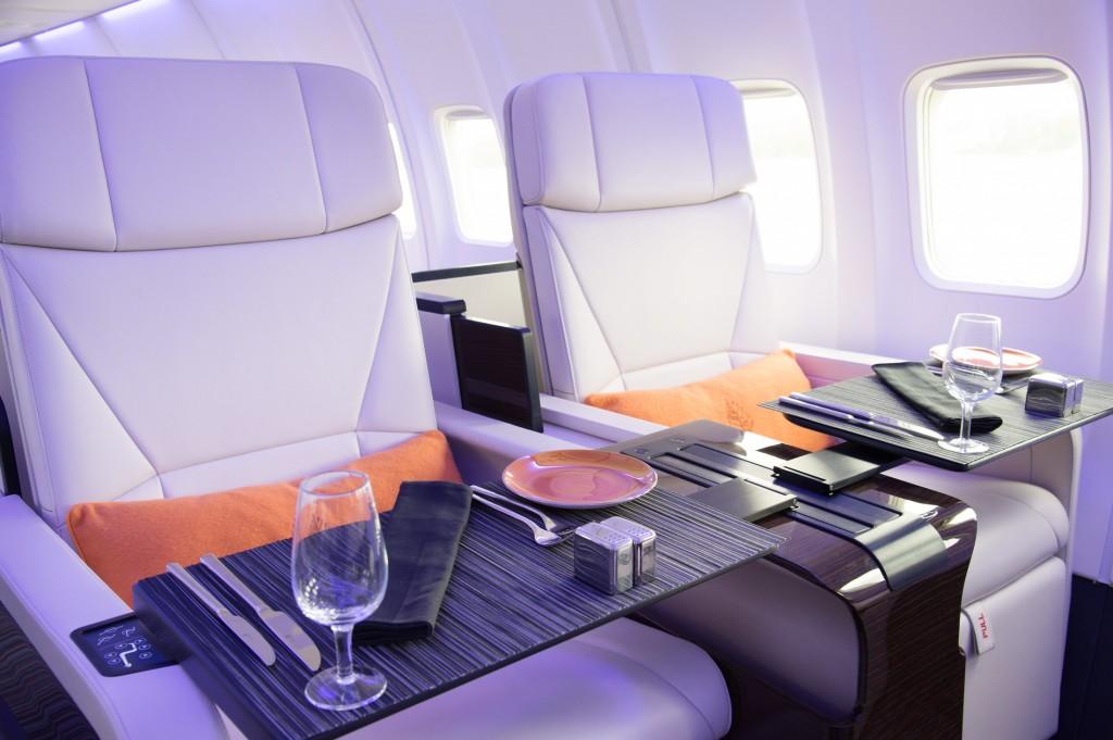 IHF Seat